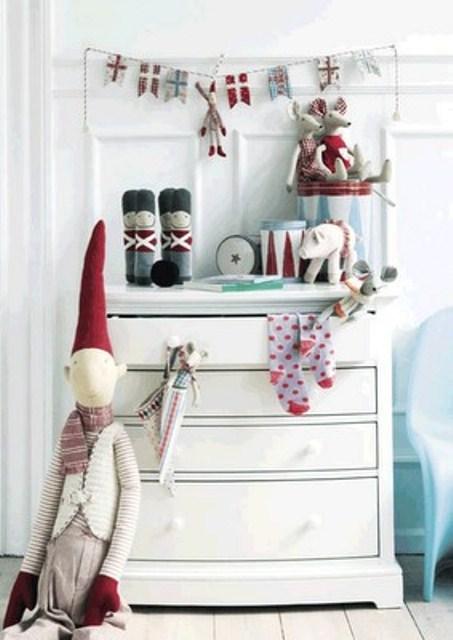 Σκανδιναβικές Χριστουγεννιάτικες Ιδέες Διακόσμησης9