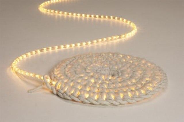 DIY LED Φωτιζόμενο Χαλί1