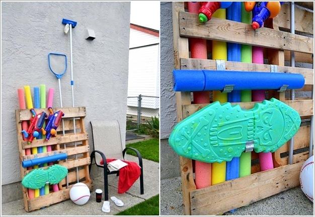 Διασκεδαστικές κατασκευές από παλέτες13