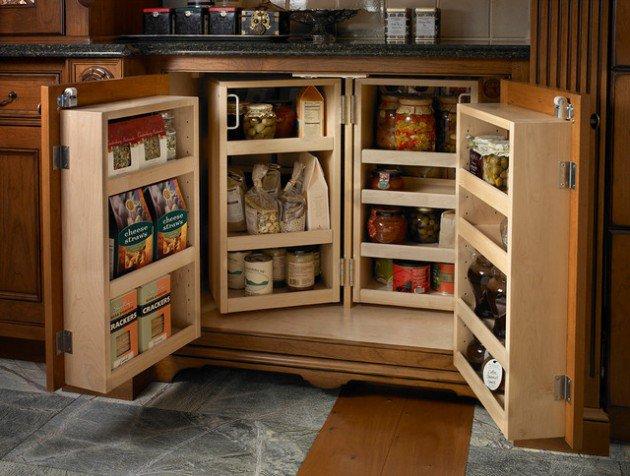 Λύσεις Εξοικονόμησης χώρου και αποθήκευσης κουζίνας19