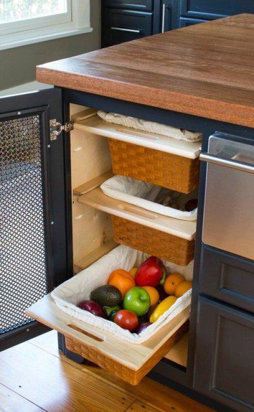 Λύσεις Εξοικονόμησης χώρου και αποθήκευσης κουζίνας2