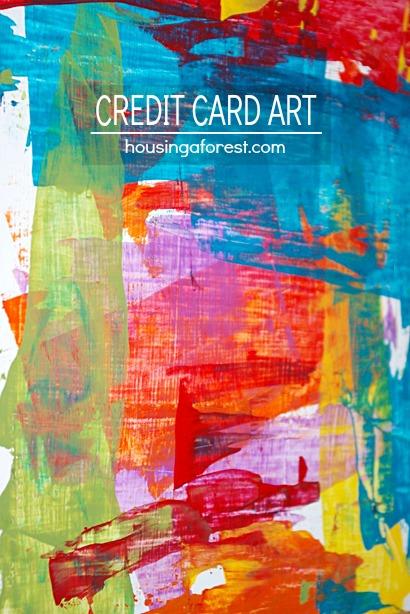 Πως να κάνετε έργα τέχνης με παλιές κάρτες1