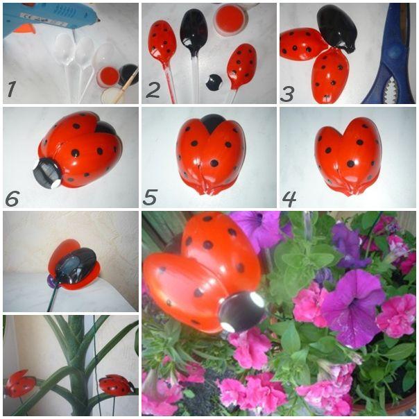 DIY έργα από πλαστικά κουτάλια11