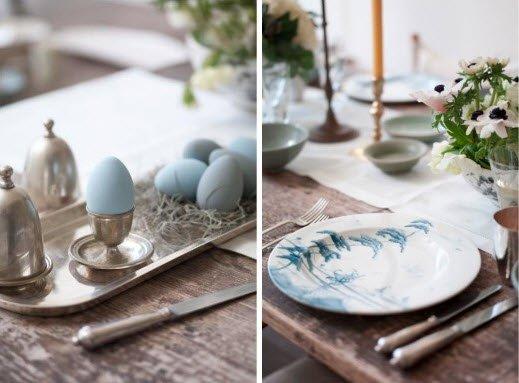 ιδέες Διακόσμησης για το Πασχαλινό τραπέζι 13