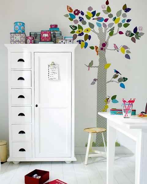 DIY διακοσμήσεις για παιδικά δωμάτια14