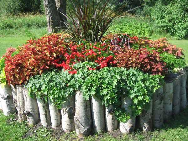 Ιδέες για παρτεράκια στον Κήπο19