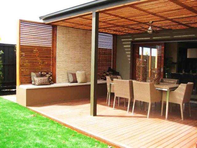 Ιδέες σχεδιασμού ξύλινης πέργκολας2