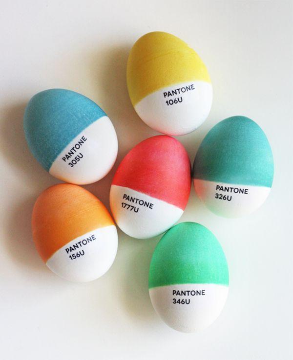 Πρωτότυπες ιδέες για διακόσμηση Πασχαλινών αυγών17