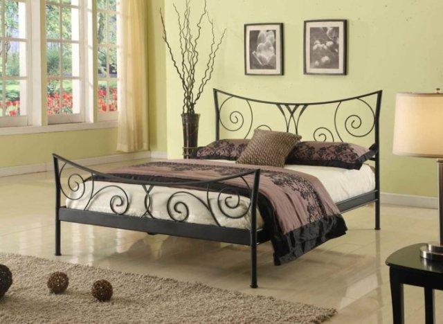 Κρεβάτια από σφυρήλατο σίδερο7