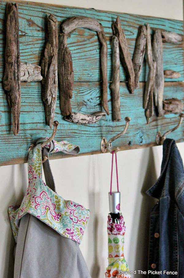 DIY ιδέες διακόσμησης με θαλασσόξυλα4