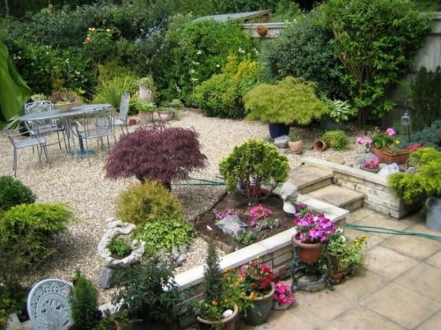 Ιδέες για μικρούς κήπους22