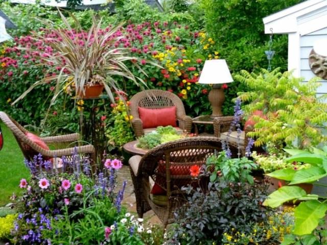 Ιδέες για μικρούς κήπους5