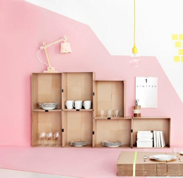 Χρώμα σχεδιαστικές ιδέες για ένα λαμπερό σπίτι2