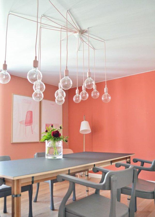Χρώμα σχεδιαστικές ιδέες για ένα λαμπερό σπίτι7