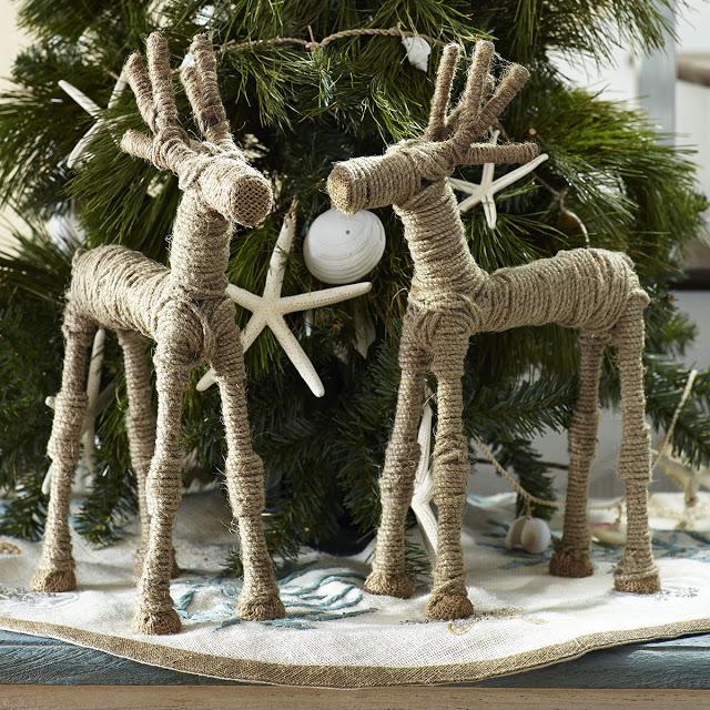 Χριστουγεννιάτικη διακόσμηση για ένα γήινο φυσικό σπίτι6
