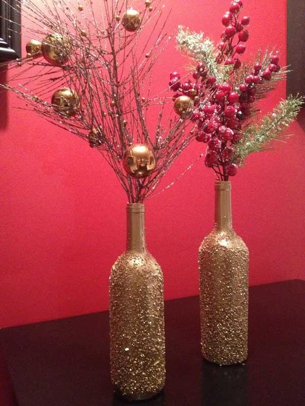 DIY Χριστουγεννιάτικες διακοσμήσεις16