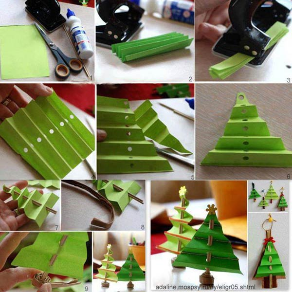 DIY Χριστουγεννιάτικες διακοσμήσεις29