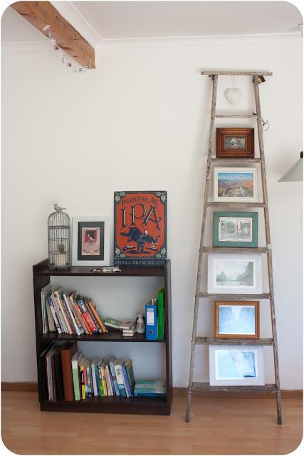 Diy από παλιές σκάλες3