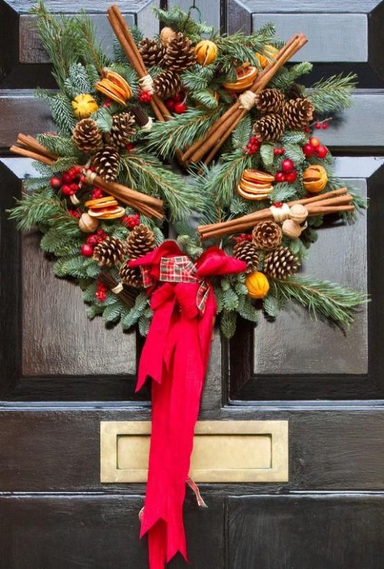 Αρωματικές Ιδέες Χριστουγεννιάτικης Διακόσμησης με Εσπεριδοειδή12