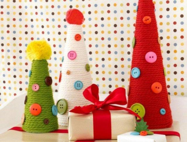 Χριστουγεννιάτικες ιδέες διακόσμησης1