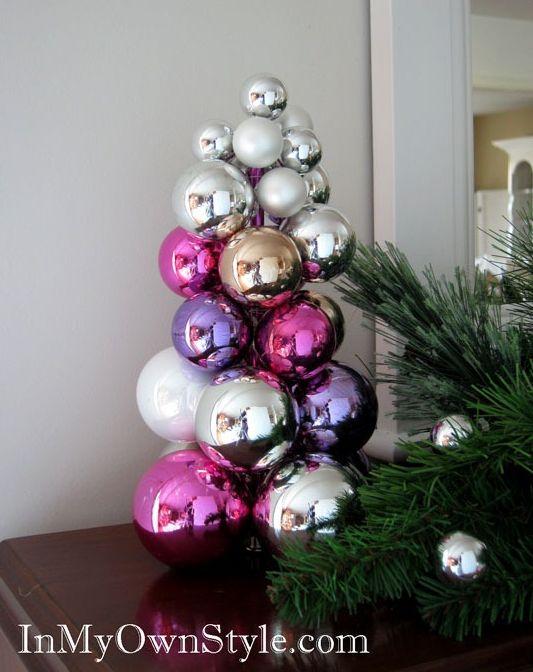 DIY διακοσμήσεις Χριστουγέννων11