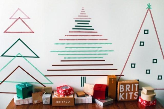 DIY διακοσμήσεις Χριστουγέννων15