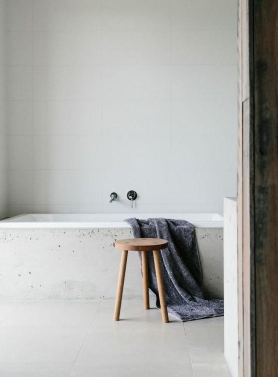 Μπετόν στο μπάνιο ιδέες2