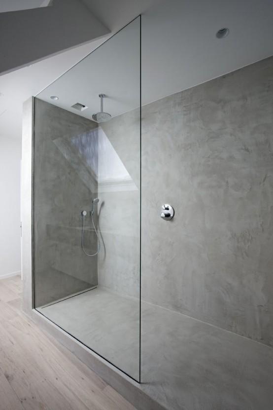 Μπετόν στο μπάνιο ιδέες33