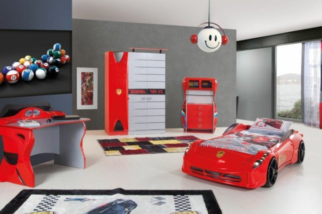 Car beds for your child's room12