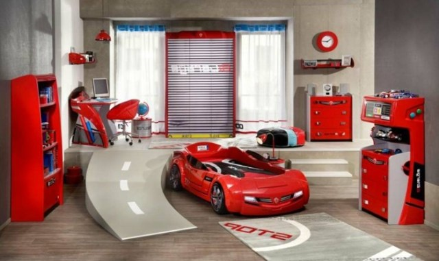 Car beds for your child's room17