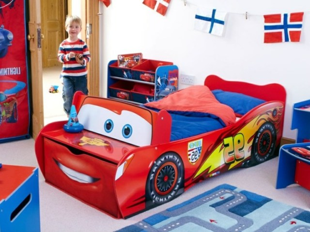 Car beds for your child's room26