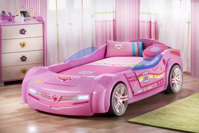 Car beds for your child's room41