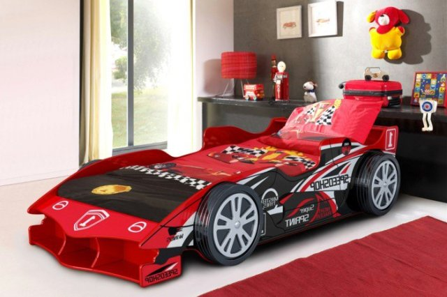 Car beds for your child's room42