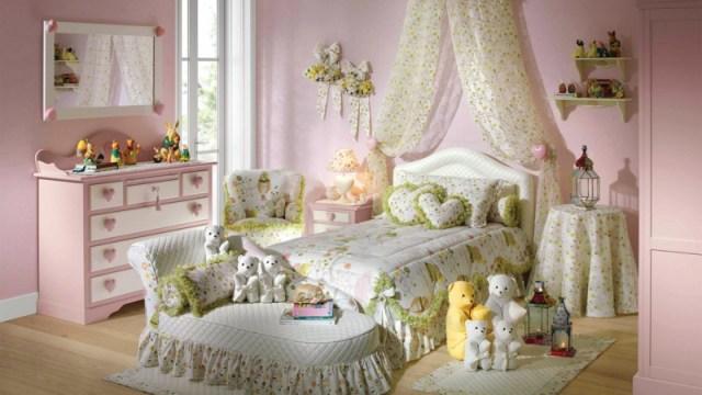 ιδέες για κοριτσίστικα δωμάτια16