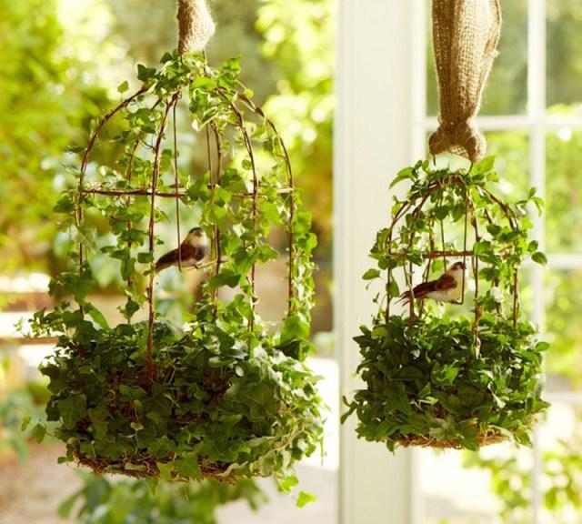κλουβιά πουλιών στην εσωτερική διακόσμηση11