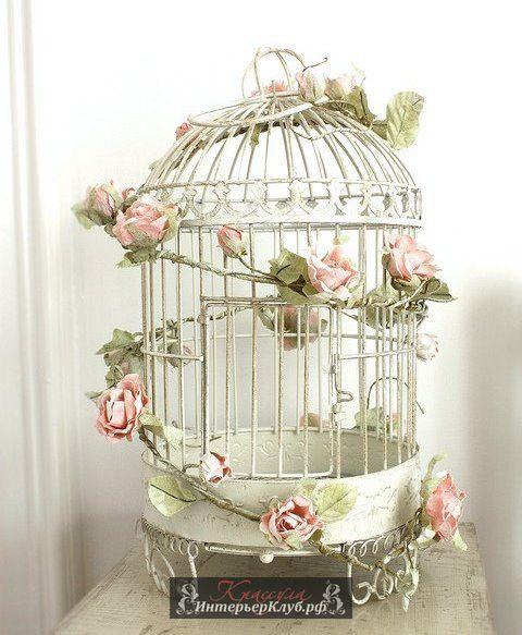 κλουβιά πουλιών στην εσωτερική διακόσμηση15