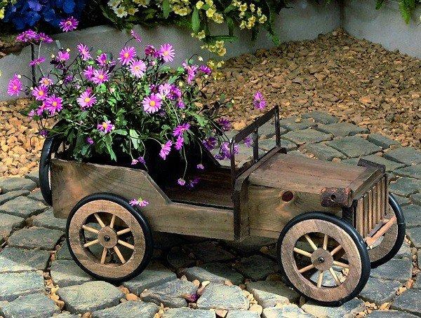 DIY διακοσμήσεις κήπου4