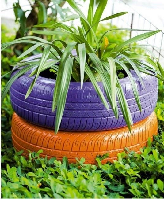 DIY διακοσμήσεις κήπου8