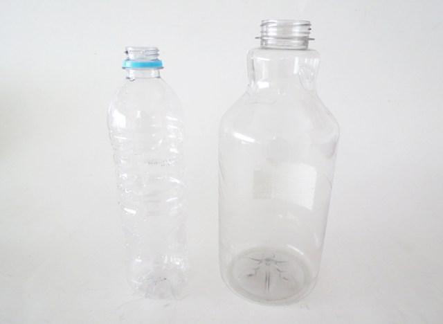 diy τσιμεντενιο βάζο2