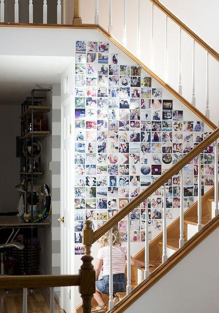 ιδέες για Instagram Gallery ντεκόρ τοίχου11