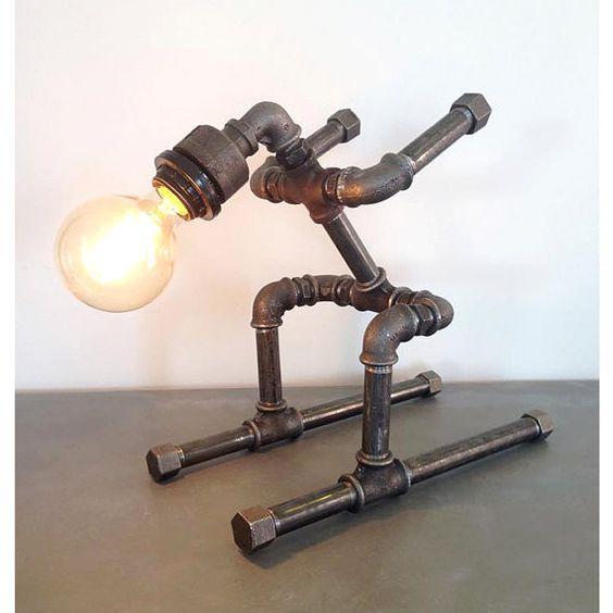 βιομηχανικά φωστιστικά ιδέες7