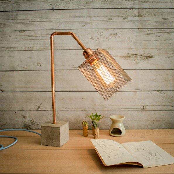 βιομηχανικά φωστιστικά ιδέες9