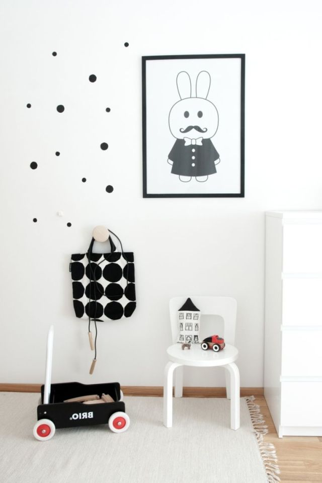 Decordots Scandinavian Style with The Most Elegant  Baby Nursery scandinavian pertaining to Present Property