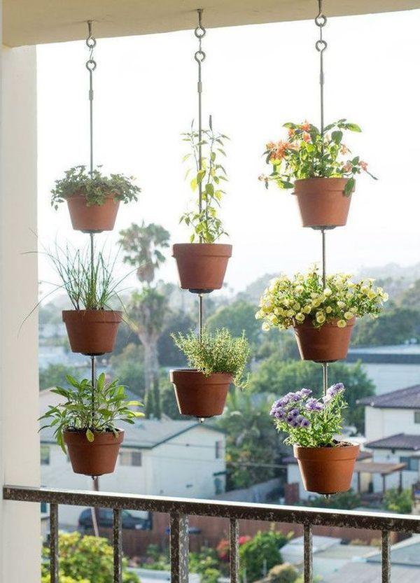κήπος με λουλούδια στο μπαλκόνι14