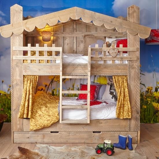ξύλινα σχέδια κρεβατιών6