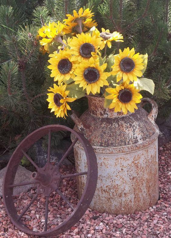 Έμπνευσμένες γλάστρες λουλουδιών5