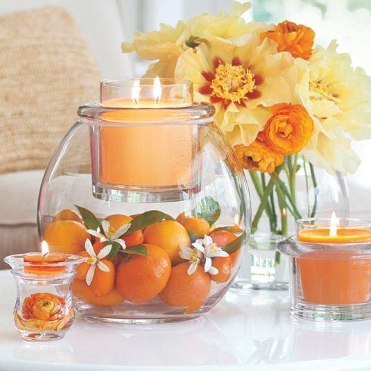 Ανοιξιάτικες διακοσμήσεις με κεριά9
