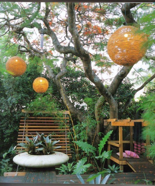 ιδέες χωριάτικης διακόσμησης κήπου13