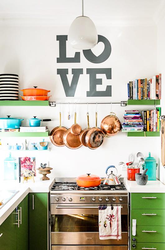πολύχρωμες κουζίνες5