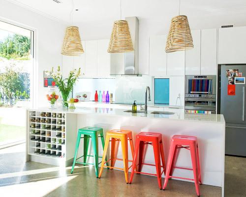 πολύχρωμες κουζίνες6